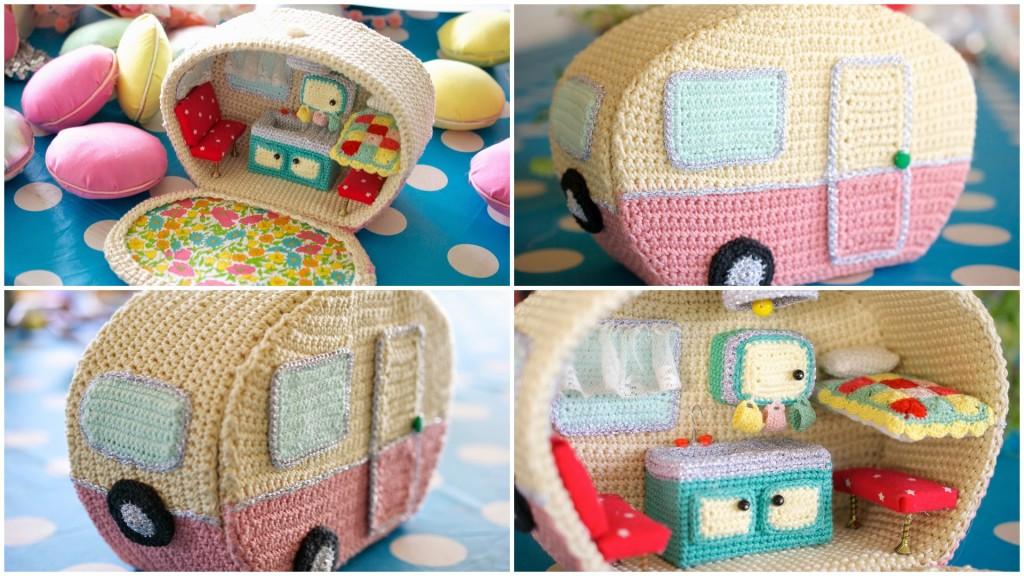 Free Crochet Flower Basket Pattern : Free crochet flower basket pattern squareone for