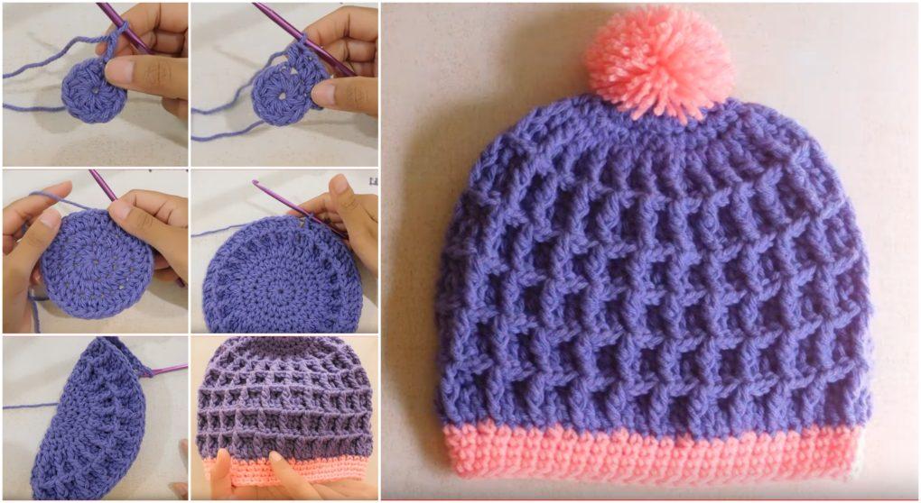 Crochet Hat Video Tutorial