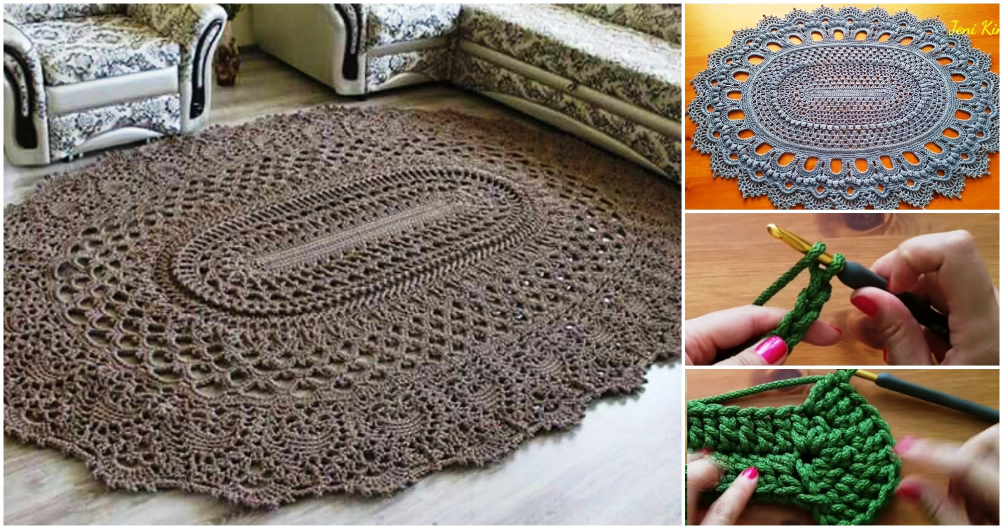 Decorate Baby Room With Crochet