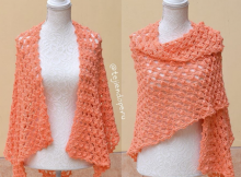 Beautiful Heart Shawl