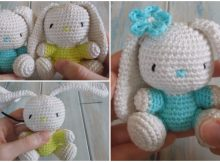 Crochet an Amigurumi Rabbit