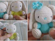 Crochet an Amigurumi Rabbit