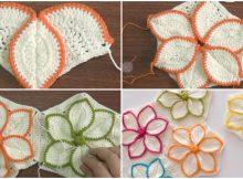 Hexagon 3D Flower