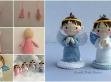 Angels Crochet Pattern
