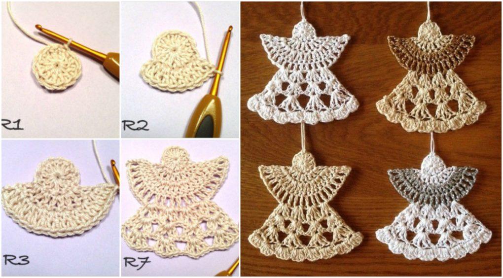 Crochet Guardian Angels Free Pattern Ilove Crochet