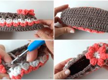 Slippers For Children Step By Step