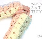 Wrist Warmers Free Pattern [Video]