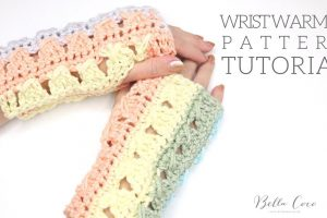 Wrist Warmers Free Pattern [Video]