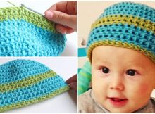 Crochet Very Beautiful Beanie Hat