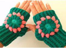 Beautiful Fingerless Gloves