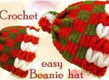 Christmas 3D Beanie Hat