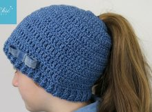 Crochet Beautiful Beanie Hat