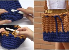 Beautiful Mustard Cloth Bag