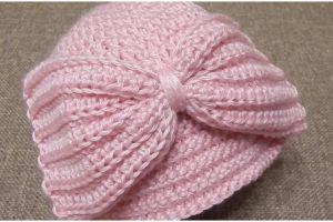 Easy Turban Beanie Hat