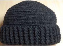 Man's Warm Hat