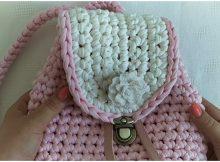 Beautiful Mini Backpack