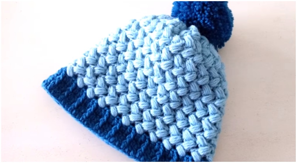 crochet hat tutorial with pictures
