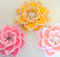 Crochet Beautiful 3D Flower