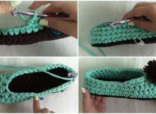 Beautiful Slippers With Pom Pom