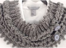 Infinity Collar Scarf