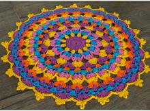 Crochet Beautiful Mandala