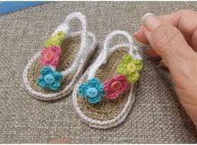 Baby Slippers Flip Flops