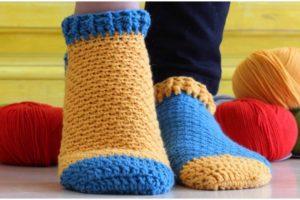 Beautiful Slipper Socks