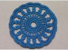 Circle Lace Motif