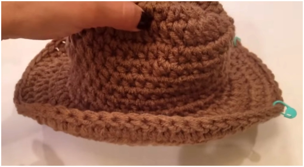 Crochet Baby Cowboy Set Free Pattern Video Ilove Crochet