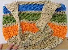 Crochet Bag - Easy