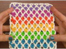 Mosaic Moroccan Stitch