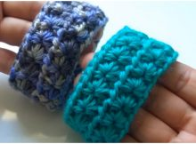 Bracelet Star Stitch