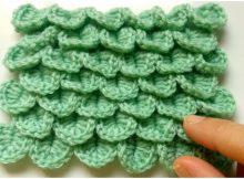 Crocodile Stitch