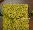 Crochet Beautiful Beanie Hat Cross Puff Stitch Ilove Crochet