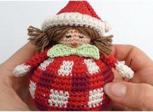 Christmas Dolls Amigurumi