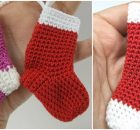 Christmas Socks - Easy Ornament