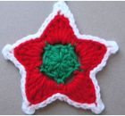 Stars Christmas Ornament