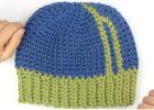 Beanie Hat Stockinette Stitch