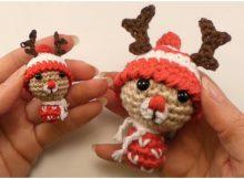 Christmas Puppets Amigurumi