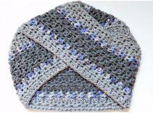 Turban Beanie Hat