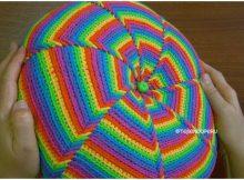 Apache Tears Stitch Pillow
