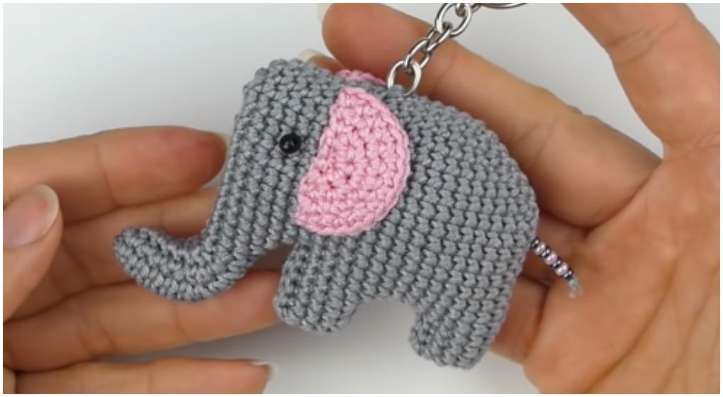 Baby elephant amigurumi pattern - Amigurumi Today - Amigurumi ... | 560x1020