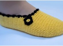 Easy Beautiful Slippers