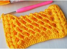 Reversible Turkish Stitch