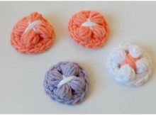 Yarn Buttons