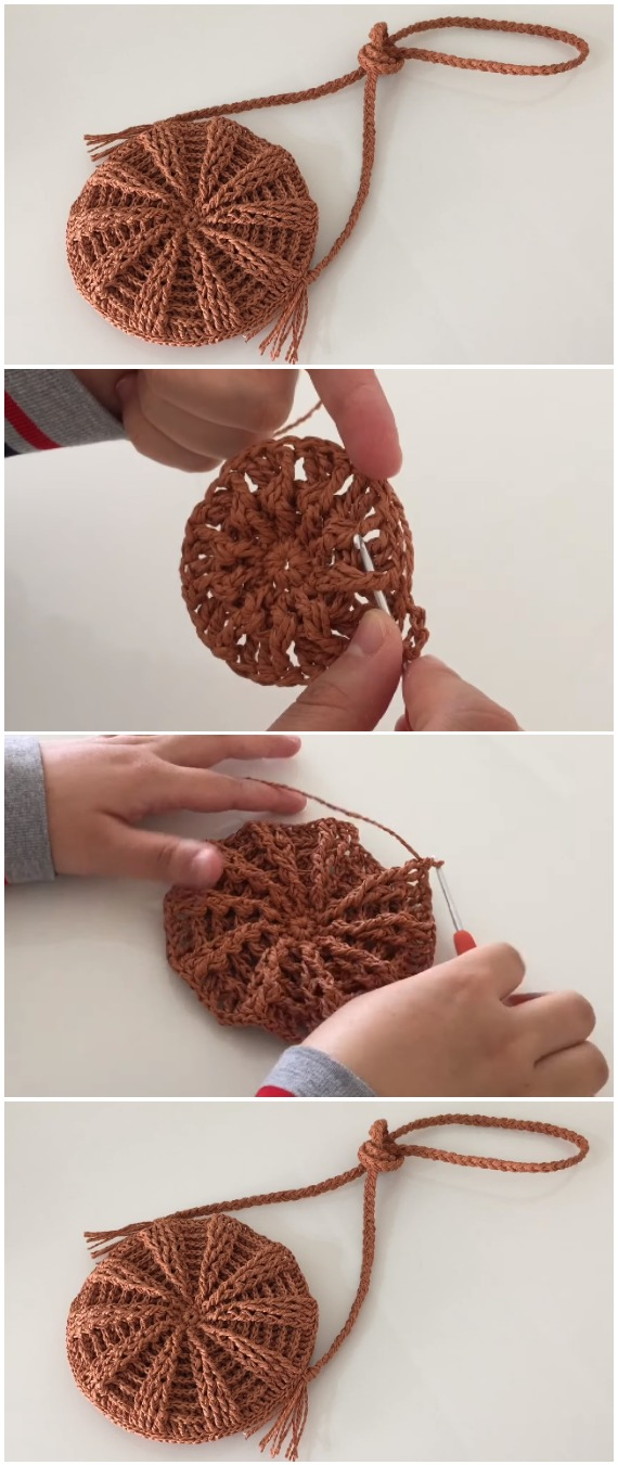 Crochet Easy Amazing Bag