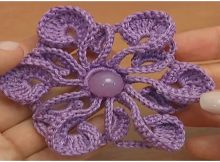 Easy Beautiful Design Flower