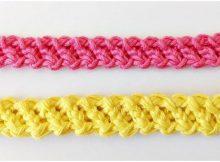 Easy Bracelet Lace Cord
