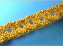 Easy Decorative Ribbon Cord