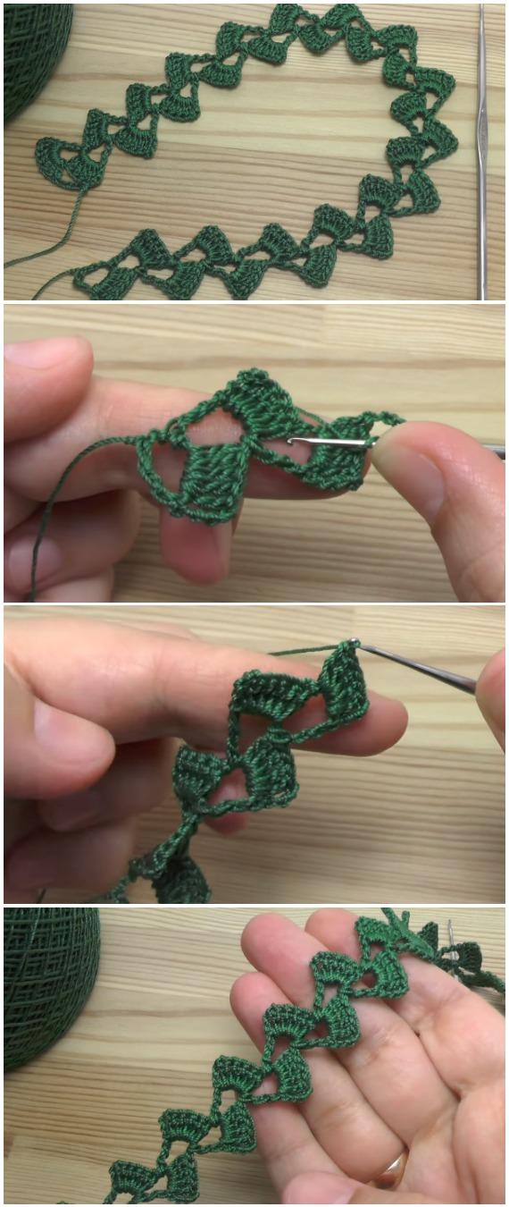 Crochet Easy Tape Lace
